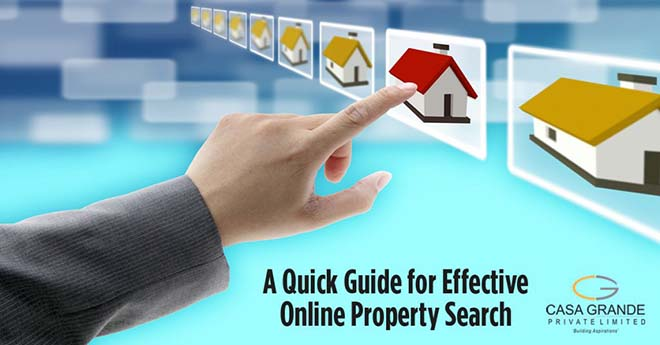 A Quick Guide For Effective Online Property Search