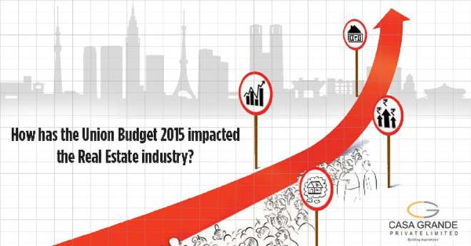 How Has The Union Budget 2015 Impacted The Real Estate Industry?