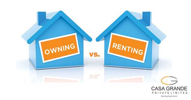 The Owning Vs Renting Debate Analyzed