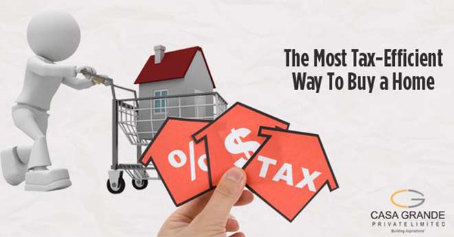 The Most Tax-Efficient Way To Buy A Home