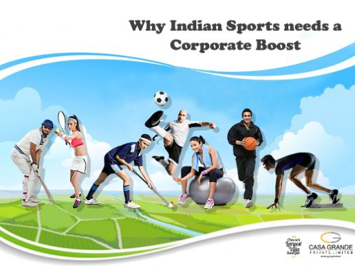 Why Indian Sports Needs A Corporate Boost