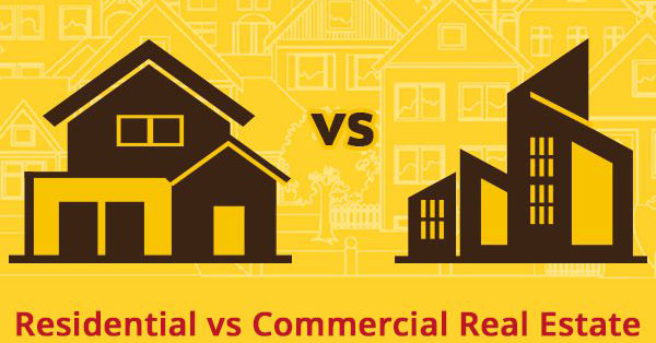 Residential Or Commercial Real Estate – Which Is The Better Investment Option