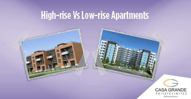 High-Rise Vs Low-Rise Apartments