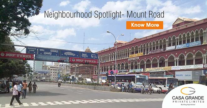 Neighbourhood Spotlight – Mount Road