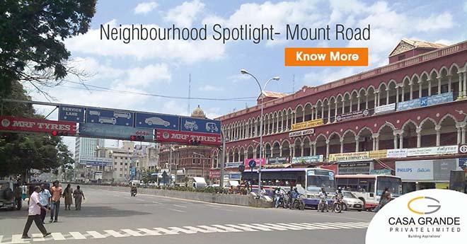 Neighbourhood Spotlight – Mount Road