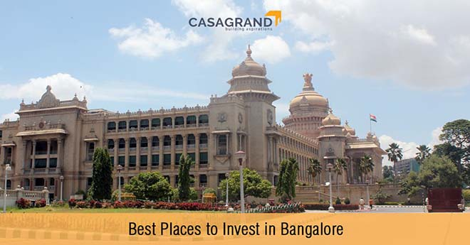 Best places to invest in Bangalore