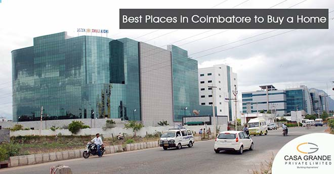 Best places in Coimbatore to buy a home