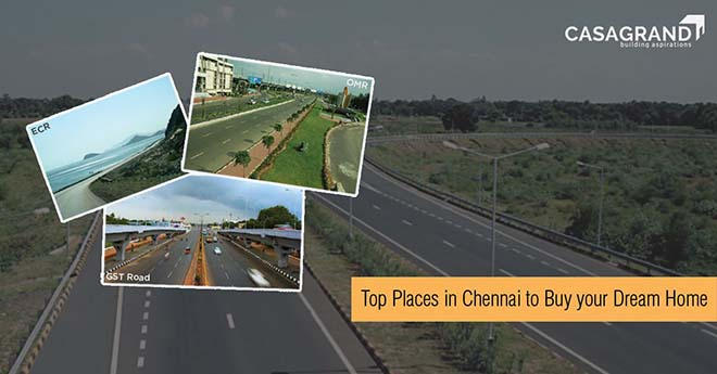 Top Places in Chennai to buy your dream home
