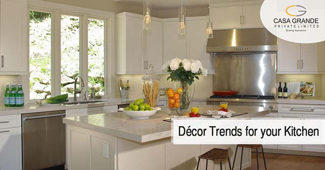 Décor Trends for your Kitchen