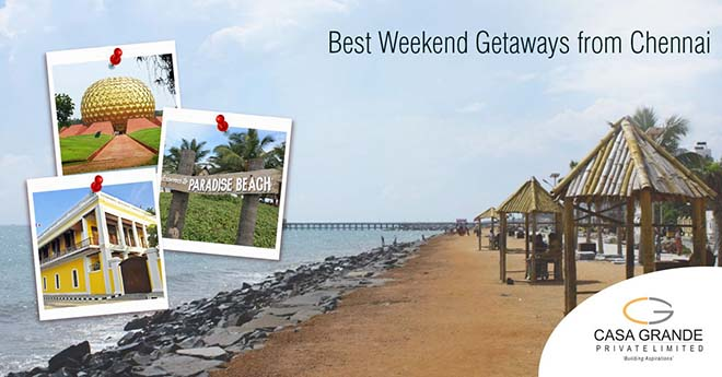 Best weekend getaways from Chennai