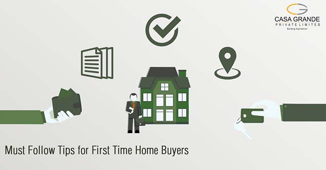 Must Follow Tips for First Time Home Buyers