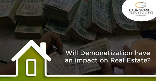 Will Demonetization Have an Impact on Real Estate?