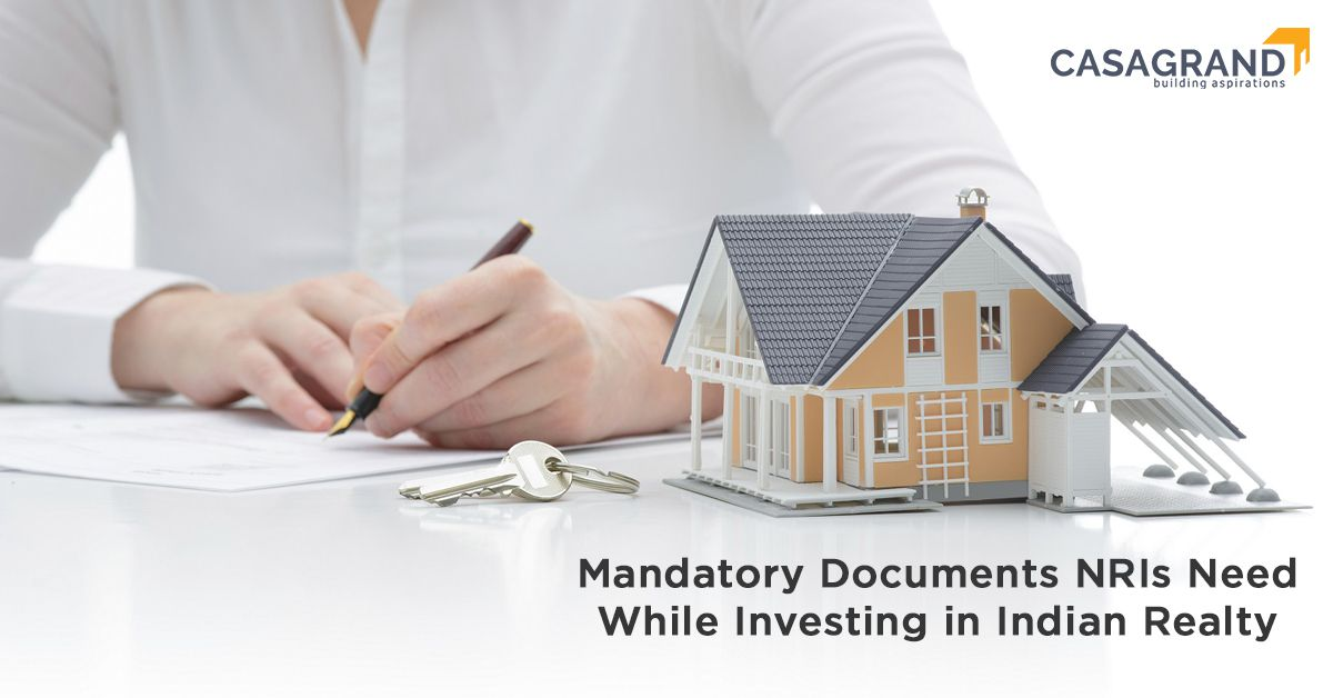 Us Citizen Buying Property In India