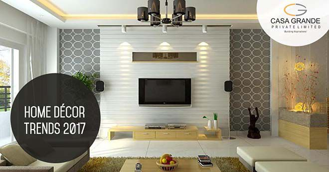 Home Décor Trends 2018
