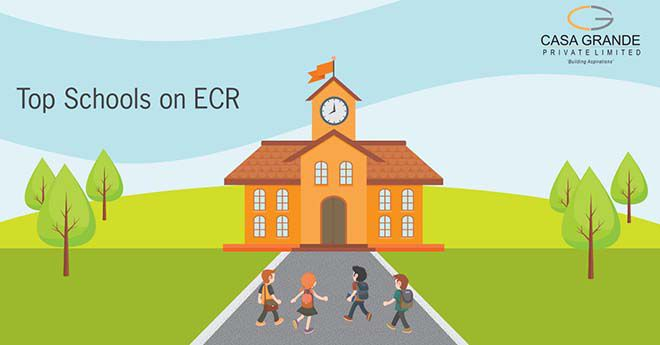 Top Schools on ECR