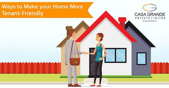 Ways to make your home more tenant-friendly