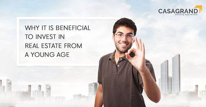 Why it is Beneficial to invest in Real Estate from a Young Age?