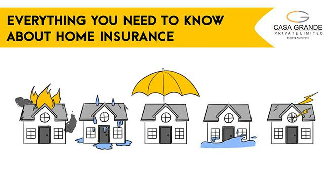 Everything You Need To Know About Home Insurances