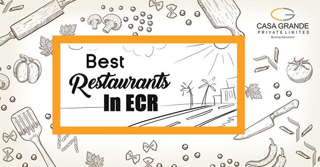 Best Restaurants in ECR