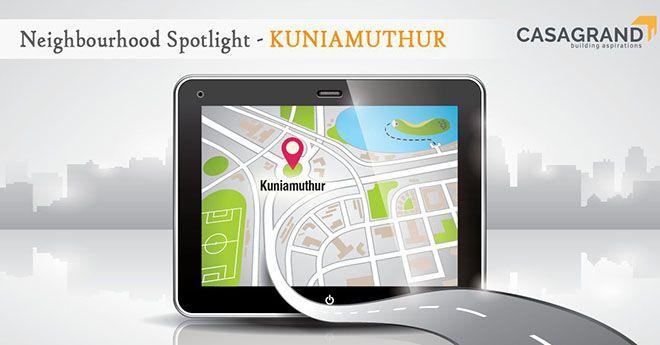 Neighbourhood Spotlight – Kuniamuthur