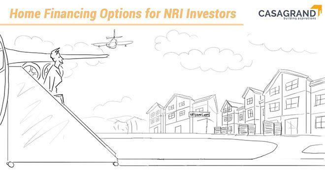 Home Financing Options for NRI Investors