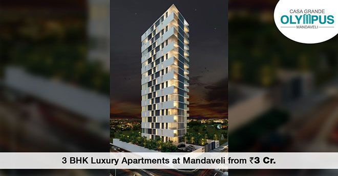 Casagrand MD, K R Anerudan, launches CG Olympus in Mandaveli