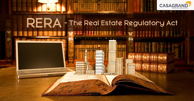 The Real Estate Regulatory Act – Revolutionizing the Indian real estate sector