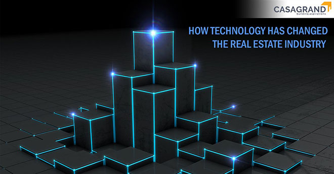 How technology has changed the real estate industry