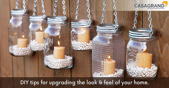 DIY tips for upgrading the look and feel of your home