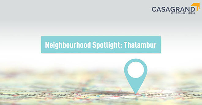 Neighbourhood Spotlight – Thalambur