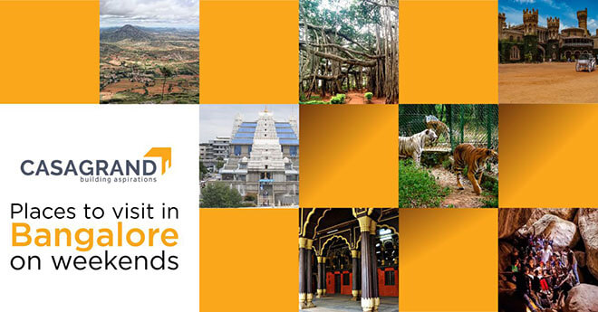Places to visit in Bangalore on weekends