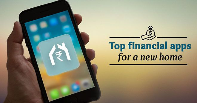 Top financial apps for a new home