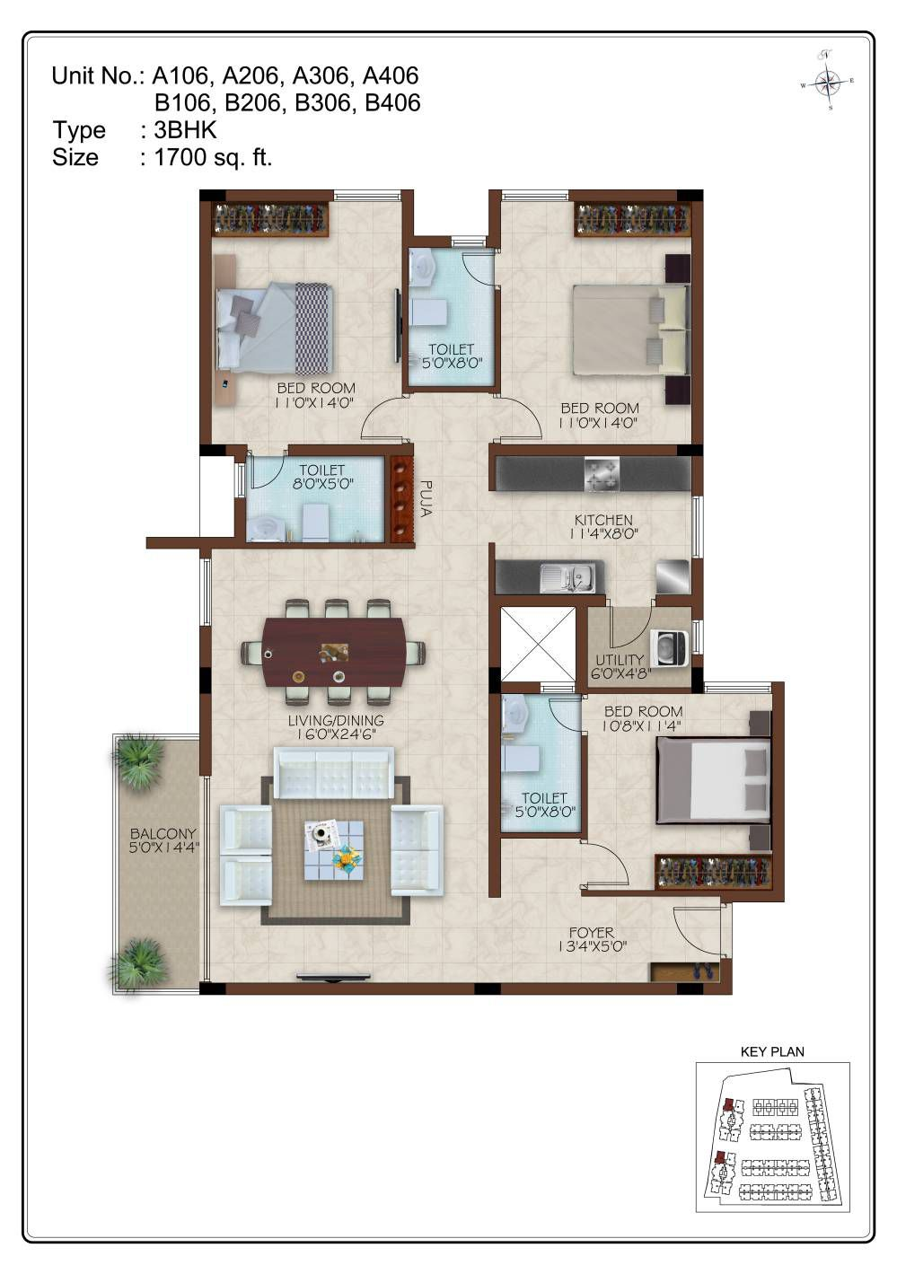 Luxury Apartments For Sale In Alandur Chennai Godrej Washing Machine Wiring Diagram Floor Plans Site Plan 2 Bhk 3 4