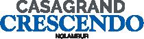 Casagrand Crescendo Logo