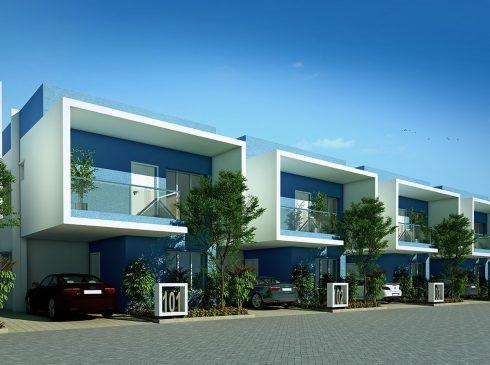 Type A Villa View