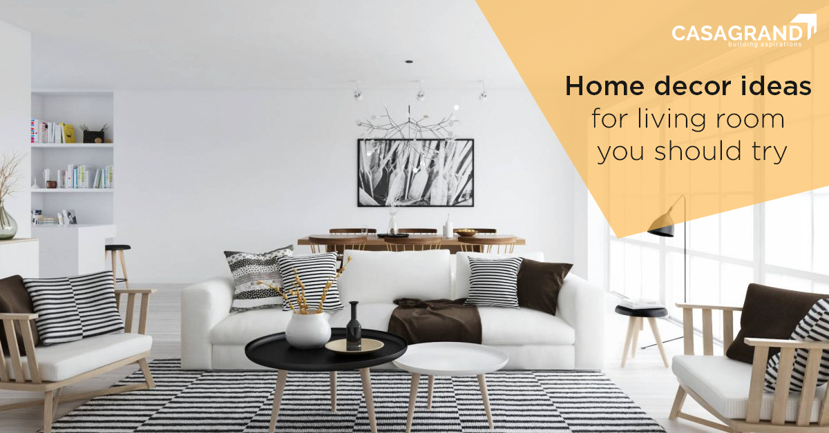 Home decor ideas for living room you should try