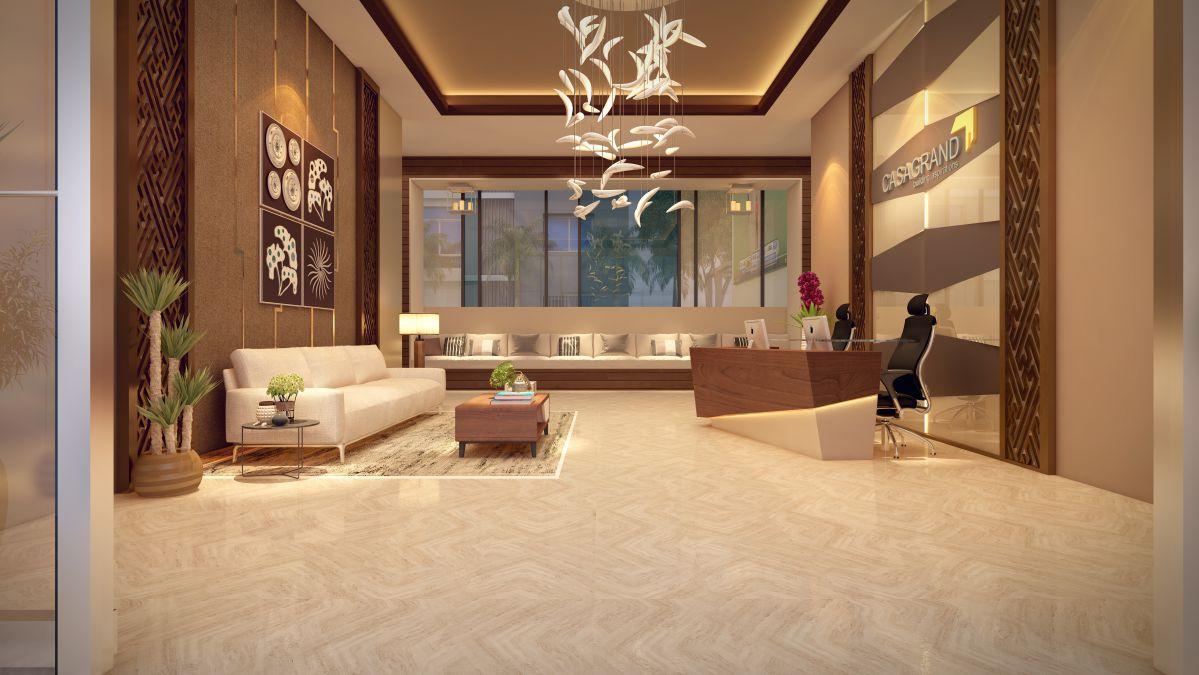 Club House Lobby