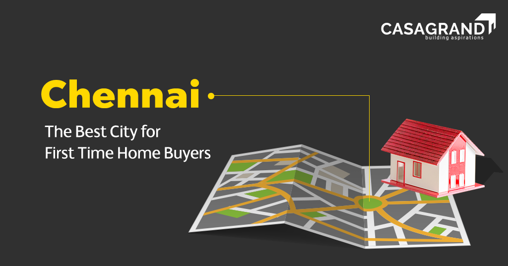 Chennai is the best city for first-time homebuyers in India