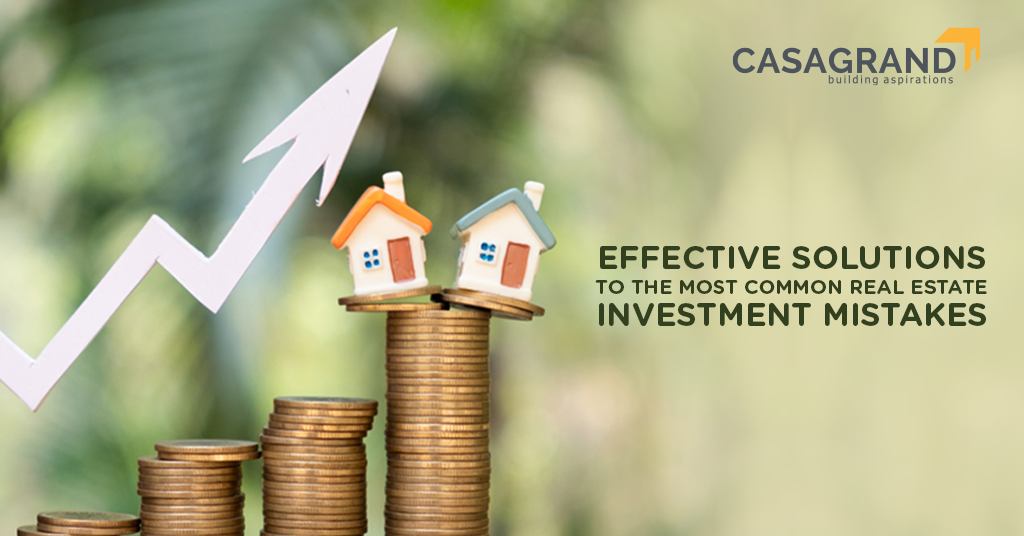 Effective Solutions To The Most Common Real Estate Investment Mistakes