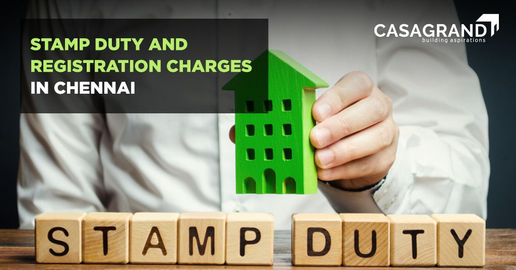 Stamp duty and registration charges in Chennai