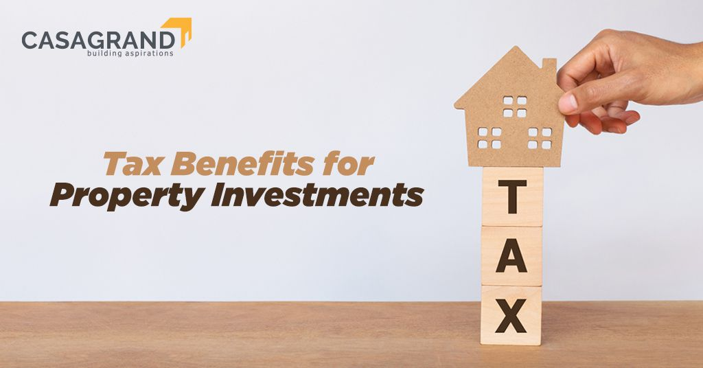 Tax Benefits for Property Investments