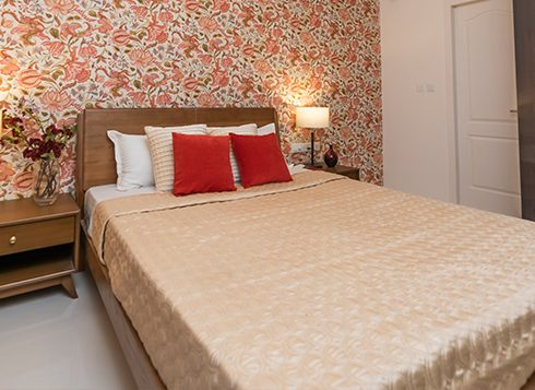 Casagrand First City - 2 BHK Bedroom View