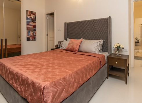Casagrand First City - 3 BHK Bedroom View