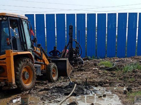Casagrand First City Site Progress 24 - February 2021