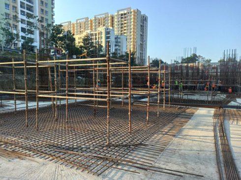 Casagrand First City Site Progress 35 - February 2021