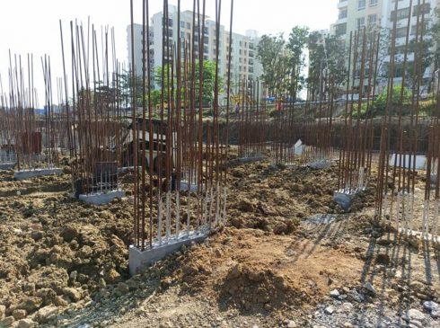 Casagrand First City Site Progress 12 - March 2021