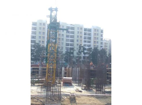 Casagrand First City Site Progress 11 - May 2021