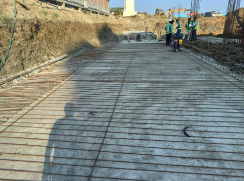 Casagrand First City Site Progress 22 - February 2021