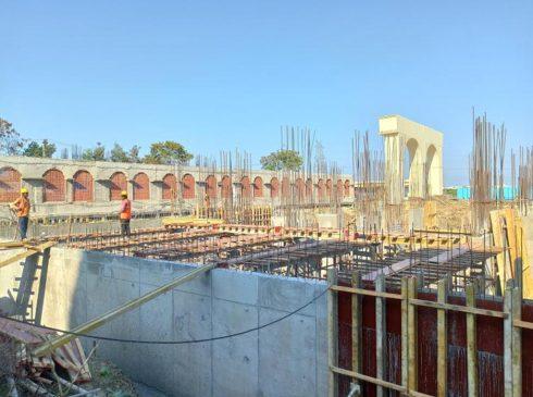 Casagrand First City Site Progress 13 - March 2021