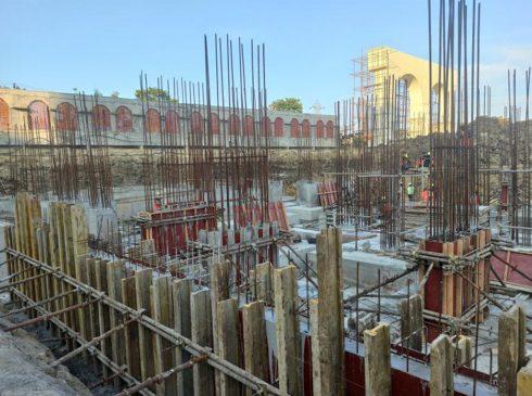 Casagrand First City Site Progress 37 - February 2021